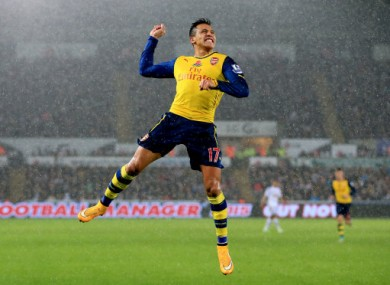 Can the form of Sanchez power Arsenal to a big win?