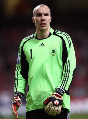 The late Robert Enke.