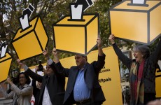 Catalonia will vote today on whether to break away from Spain*