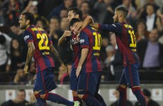 It's official: now nobody can say they have scored more La Liga goals than Lionel Messi
