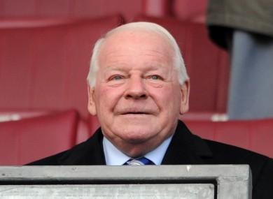 Wigan Athletic owner Dave Whelan