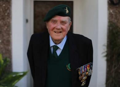Veteran Patrick Gillen