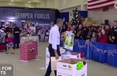 Watch Barack Obama wonderfully shut down toy gender stereotypes