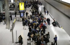 Knock-on UK flight disruption following Heathrow computer meltdown