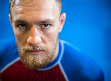 The much-discussed Conor McGregor features in the best sportswriting of the year.