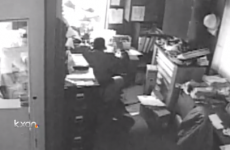 Worst thief ever steals a few sausages from butcher before falling asleep in the back office