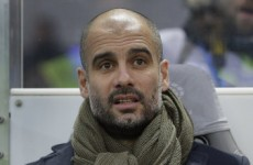 Pep Guardiola is dipping one of his immaculate loafers into the world of rugby