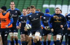 Leinster win over Quins will do, but all involved are demanding performance