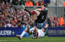 Ferris' last stand as Ulster dig deep against Saracens – My 2014 sporting moment