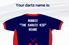 14 reasons why the Darts Name Generator is the best thing ever