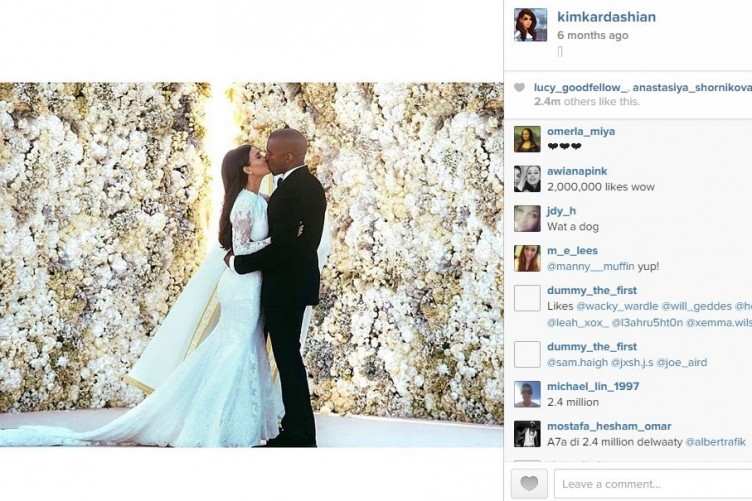 The Most Liked Instagram Photos Of 2014 Are Pretty Sigh Worthy