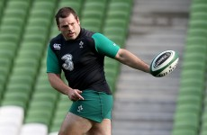 Mike Ross extends IRFU contract until 2016