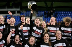 Old Belvedere cap terrific season by closing out final victory over dogged Blackrock