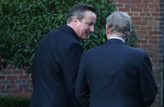 No deal: Enda and Cameron leave talks after 'amateurish ham-fisted episode'