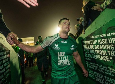 Henshaw will hope to celebrate another inter-pro win at the Sportsground.