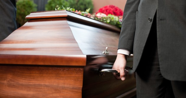 Bereaved parents condemn burial of babies in coffins with adults