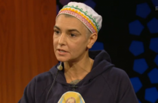 Sinead O'Connor has written a new version of the Irish national anthem