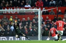 De Gea stars as United deepen Liverpool gloom