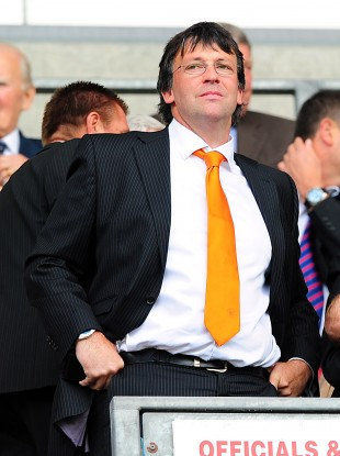 Oyston today issued an apology to a Blackpool fan.
