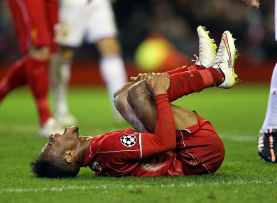 Sterling reacts to his latest contract offer.