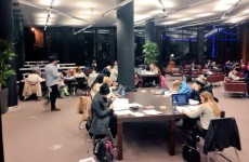 Student 'study-in' forces UCC to let people swot in library later at night