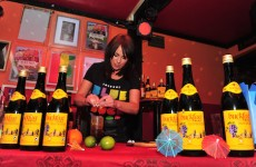 The first ever Buckfast cocktail competition was held in Galway this week
