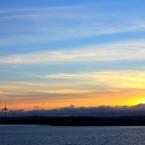 Cobh overlooking Cork Harbour. <span class=