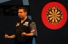 Anderson stuns Van Gerwen to set up PDC World Championship final with Taylor