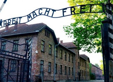 Touched By Auschwitz, BBC 2, 9pm