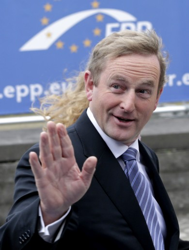 Here's what Enda will be getting up to in Davos today