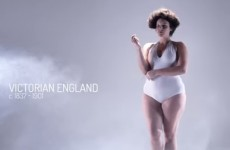 This video shows there really isn't one 'ideal' body shape