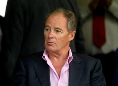 Kerr feels the FAI has let the League of Ireland down.