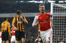 Not Per-fect but Arsenal got the job done with another Cup win over Hull