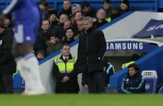 Mourinho: I refused to speak to Chelsea players after Bradford defeat