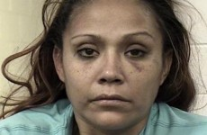 You'll never guess how this woman managed to sneak a gun into prison