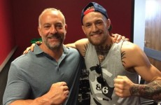 Conor McGregor is 'the Irish Muhammad Ali', according to UFC CEO Lorenzo Fertitta