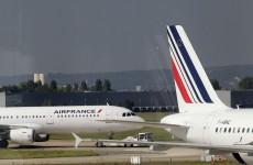 Air France flight makes emergency landing at Dublin Airport