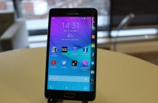 Review: Is the Samsung Galaxy Note Edge a fun concept or the future?