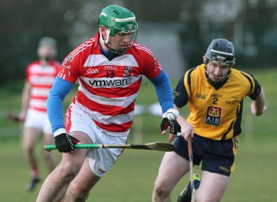 John O'Dwyer starred for CIT today.