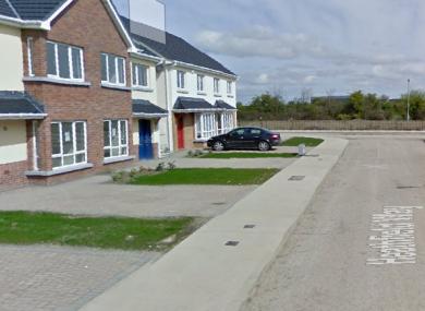 Heathfield Way where the incident happened