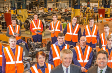 Almost 2,000 applied. Only 13 made it. Meet Irish Rail's new apprentices