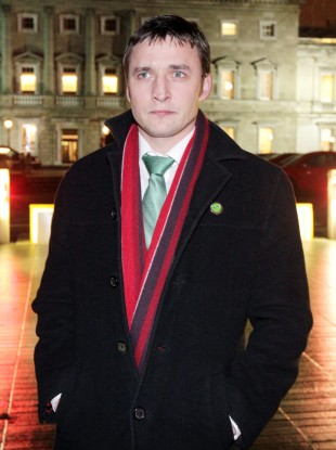 James Heffernan is searching for a new office in Leinster House (File photo)