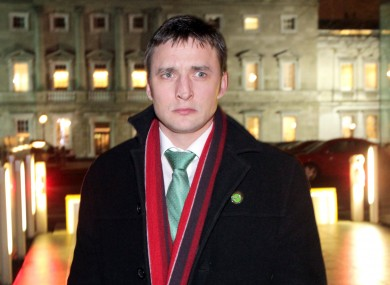 James Heffernan (File photo)