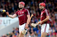 Galway ace comes over all Love/Hate as he posts snap of broken finger