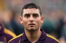 One of Wexford's longest serving hurlers has retired