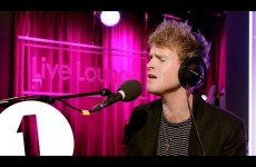 Kodaline own the live lounge with Ed Sheeran and Taylor Swift mash-up