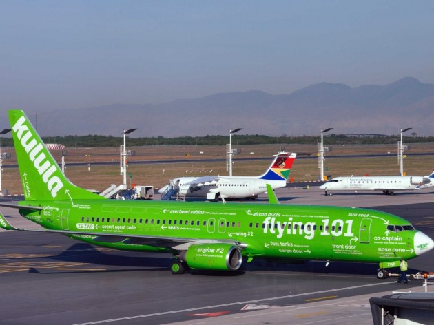 Com named the south african based carrier the best low cost airline