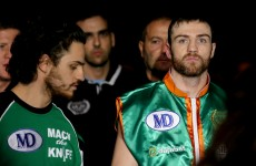 Boxer Matthew Macklin caught up in Garda raid