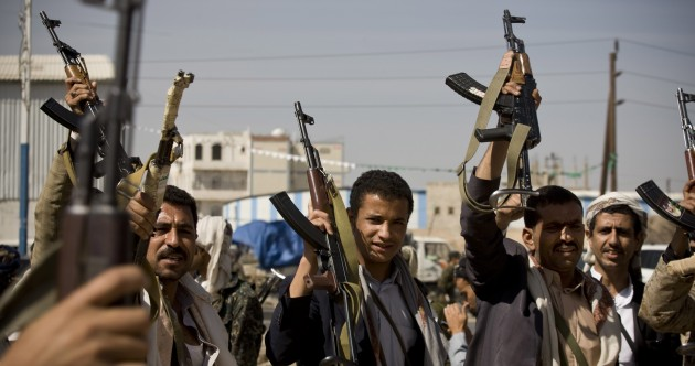 You need to read about Yemen…