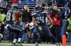 Breaking down the NFL: Marshawn Lynch shows why he's one of the league's best running backs